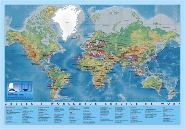Montmontaza Greben - world wide service